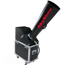 Maquina Lanza Papel De Co2 Ventury Pro Skyshow Fx Dj !!!