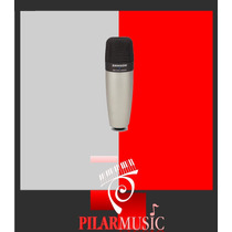 Microfono Samson Condenser Co1 - Pilar Music Champagnat