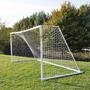 Red De Futbol Once 7,3 X 2,44 Mts Polietileno Por Par! Redes