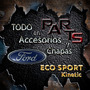 Guardabarro Delan. Importado Ford Eco-sport Kinetic Y Mas...
