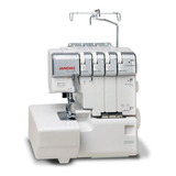 Máquina De Coser Semi Industrial Janome 1210dx Blanco 220v