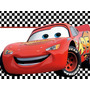 Kit Imprimible Cars Disney Candy Bar Tarjetas Invitaciones 1
