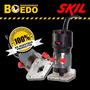 Router Fresadora 520w Skil 1800