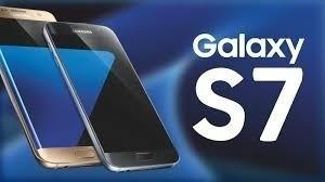 Samsung Galaxy S7 Dorado-negro-plateado- 6 Cuotas S/interes