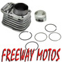 Kit Cilindro Y Piston Zanella Rx 150 En Freeway Motos !