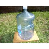 Bidon Para Dispenser Agua Con Manija 20 Litros Perfecto Estado Limpio San Bernardo