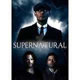 Supernatural - Temporada 14 - Dvd