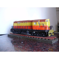 Locomotora Alco Rsd 16