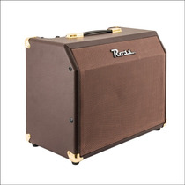 Ross A25c, Amplificador Para Guitarra Acustica, 25w