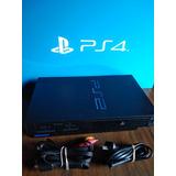 Playstation 2 Ps2 Fat Pal 220v Sin Chipear + Juegos Orig.
