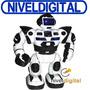 Robot Movimiento Luces Sonido Manos Prensiles Mira El Video