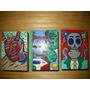 Cajas De Madera Pintadas Artisticamente A Mano