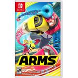 Arms Juego Nintendo Switch Nuevo Sellado Gamestore