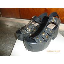 Zapatos Sandalias Plataforma Verano Fiesta