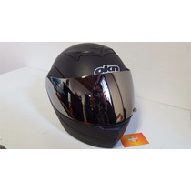 Casco Okn 1 Rebatible Visor Espejado Motos Outlet Repuestos