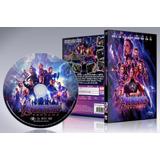 Avengers End Game Venadores- Dvd Maxima Calidad Y Precio!