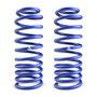 Kit 2 Espirales Ag Progresivos Peugeot 207 Cc Traseros