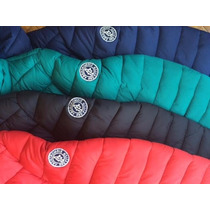 Campera Inflable The North Face Abercrombie Uniglo Pluma
