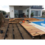 Colocacion Deck Pergolas Todo Tipo De Piso De Madera