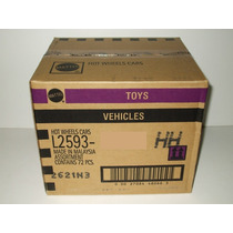 Hot Whells Originales - C4982 - Lote X 72u - Caja Cerrada!