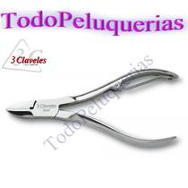 Alicate Para Uñas Profesional 6525 Marca 3 Claveles * España