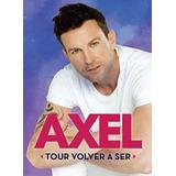 Entradas Para Axel En Teatro Gran Rex