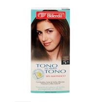 Biferdil Tono S/tono Nro 5.3 Castaño Claro Kit -v Beautyshop