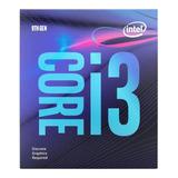 Procesador Gamer Intel Core I3-9100f Bx80684i39100f De 4 Núcleos Y 4.2ghz De Frecuencia