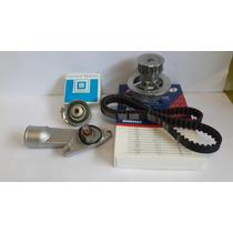 Kit Distribucion Chevrolet Corsa 1.6 Orig.c/bomba/termostato