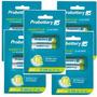Pack X10 Pilas Probattery 2100 Aa Recrgables Energy Plus