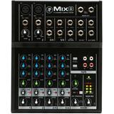 Mackie Mix8 Mixer Compacto De 8 Canales 2 Xlr Phantom