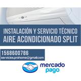 Desinstalación Reparación Aire Acond Split Electricidad M P