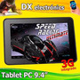 Tablet Pc 10 3g Interno Android Gps Dual Sim Touch Lcd Hd