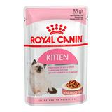 Pouch Royal Canin Kitten X 85 Grs