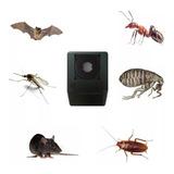 Ultrasonido Espanta Plagas Ratas Murcielagos Arañas Hormigas