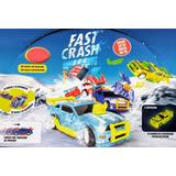 Fast Crash Ice - Autos A Fricción - Partes Intercambiables