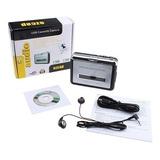 Convertidor De Cassete A Mp3 Formato Digital - Ezcap - Nuevo