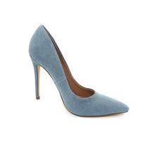 Stilettos Importado De Jeans Zapatos De Jeans