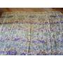 Pieza Textil Realizada Con Hilo Y Seda
