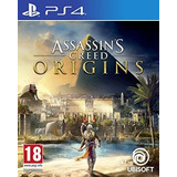 Assassins Creed Origins Ps4  Digital Jugas En Tus Usuarios