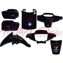 Kit De Plasticos Honda Wave 19 Piezas - Motor Crue