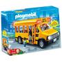 Playmobil Autobus Micro Escolar Luces Congreso Olivos