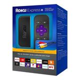 Roku Express Smart Tv Netflix Simil Chromecast Hdmi Usb