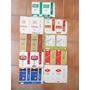 Marquillas De Cigarrillos Lote De 9 Unidades Argentina