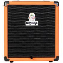 Amplificador Combo Bajo Orange Crush Pix Cr-25bx 25w Oferta