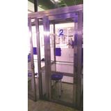 Cabinas Telefonicas Completas Con Tarifador Base De Vidrio