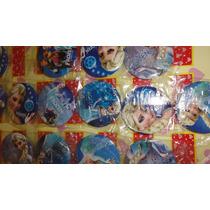 Souvenirs Prendedor Pin Personaje Infantil X10 Frozen
