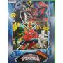Rompecabezas Puzzle Spiderman De 24 Y 36 Piezas 2 En 1