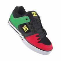 Zapatillas Skate Dc Pure Hombre On Sports