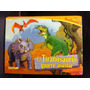 El Tiranosaurio Quiere Asustar Figuras Caladas Excelente C0